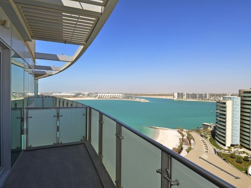 3 Bedroom Apartment For Sale in  Al Rahba 2,  Al Raha Beach | 9