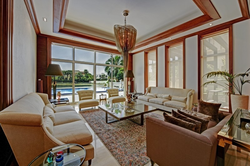 6 Bedroom Villa For Sale in  Sector W,  Emirates Hills   7