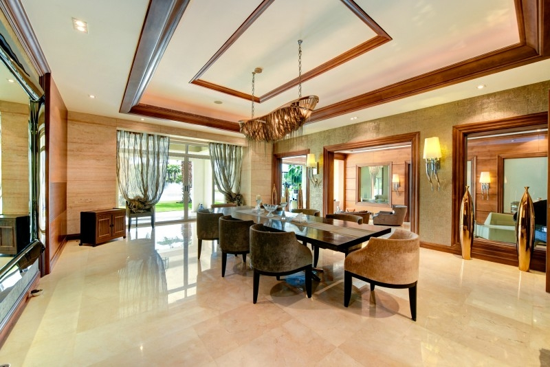 6 Bedroom Villa For Sale in  Sector W,  Emirates Hills   3