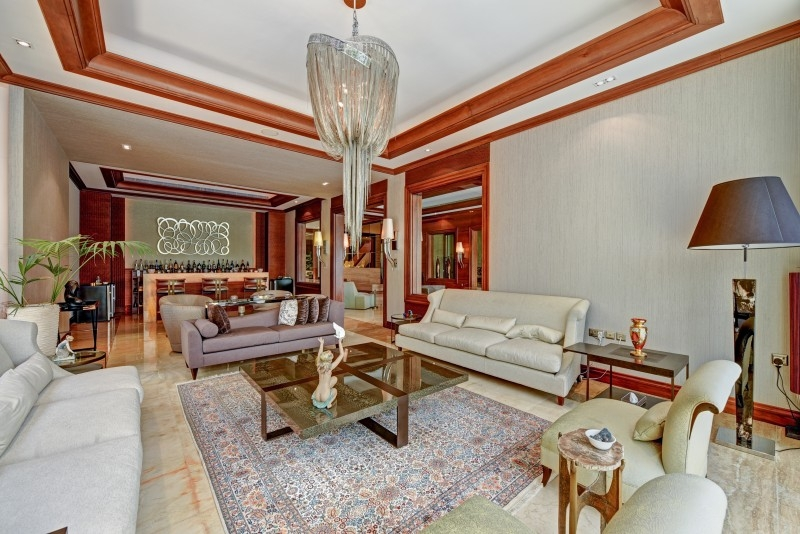 6 Bedroom Villa For Sale in  Sector W,  Emirates Hills   1