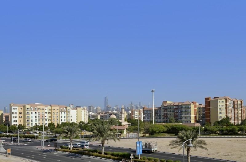3 Bedroom Apartment For Sale in  Avenue Residence 2,  Al Furjan | 11