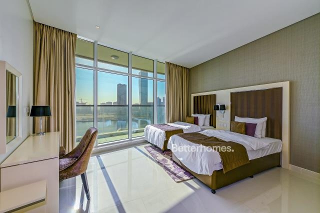 3 Bedroom Apartment For Sale in  Bays Edge,  Business Bay | 6
