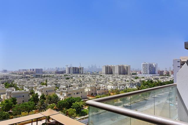 Studio Apartment For Sale in  Roy Mediterranean,  Al Furjan   3