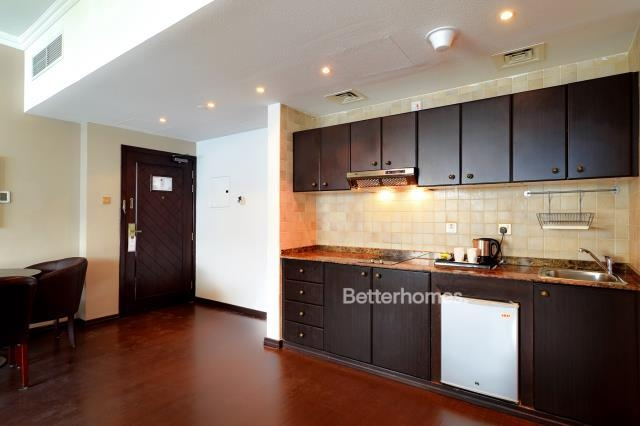 1 Bedroom Hotel Apartment For Sale in  First Central Hotel Apartments,  Barsha Heights (Tecom) | 1