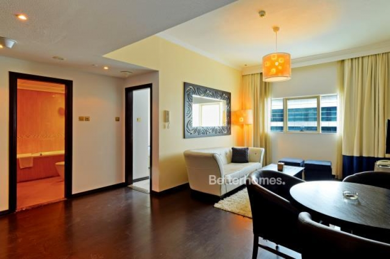 First Central Hotel Apartments, Barsha Heights (Tecom)