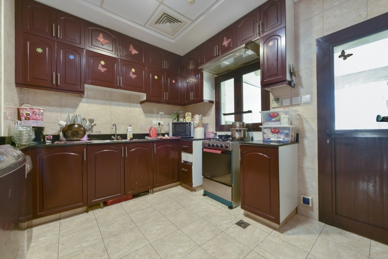 4 Bedroom Townhouse For Sale in  Mulberry Mansions,  Jumeirah Village Circle | 5