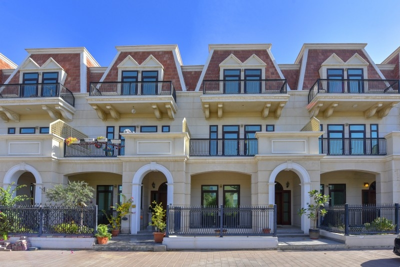 4 Bedroom Townhouse For Sale in  Mulberry Mansions,  Jumeirah Village Circle | 13