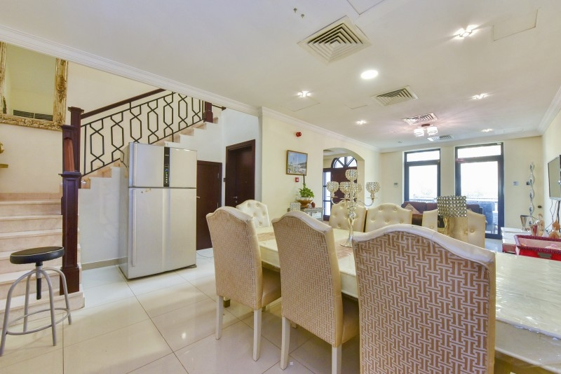 4 Bedroom Townhouse For Sale in  Mulberry Mansions,  Jumeirah Village Circle | 4