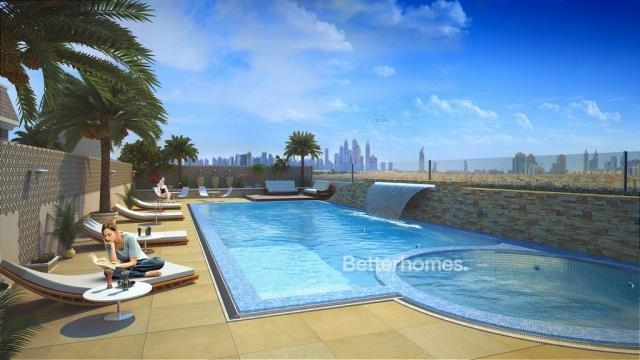 1 Bedroom Apartment For Sale in  Aces Chateau,  Jumeirah Village Circle | 11