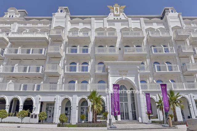 2 Bedroom Apartment For Sale in  Vincitore Palacio,  Arjan | 10