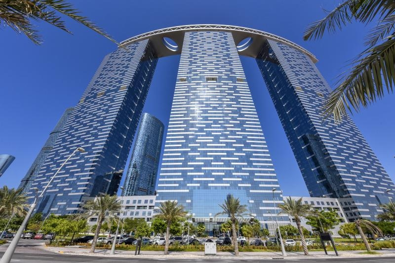 1 Bedroom Apartment For Sale in  The Gate Tower 1,  Al Reem Island   9