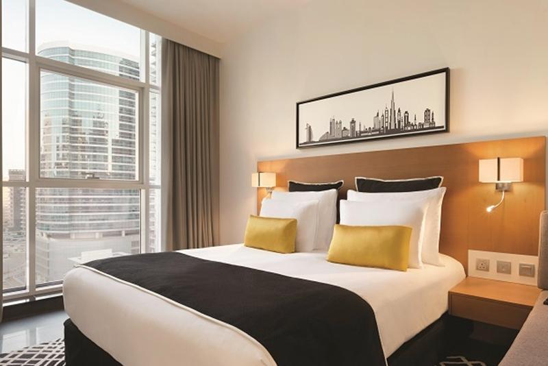 Sky Central Hotel, Barsha Heights (Tecom)