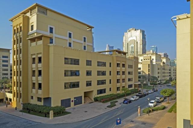 Al Nakheel 1, Greens