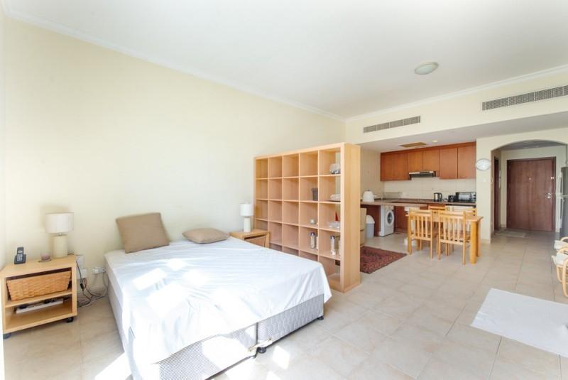 Studio Apartment For Sale in  Lake Apartments E,  Green Community   0
