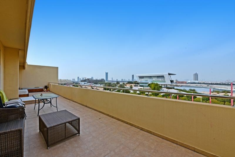 3 Bedroom Apartment For Sale in  Fox Hill 9,  Motor City   9