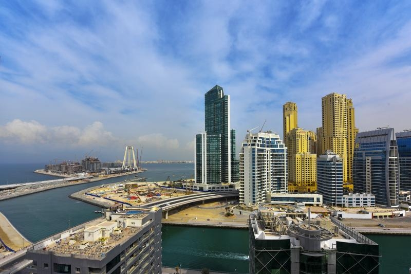 2 Bedroom Apartment For Sale in  Kg Tower,  Dubai Marina | 3