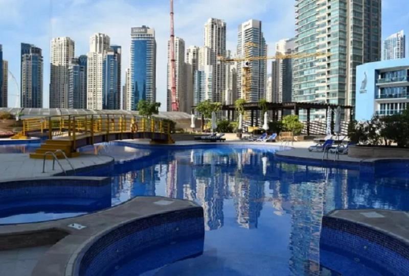 4 Bedroom Apartment For Sale in  Horizon Tower,  Dubai Marina   12