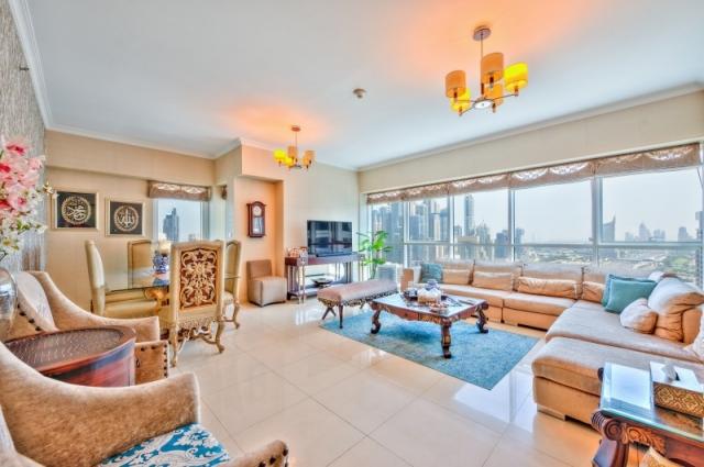 Saba Tower 2, Jumeirah Lake Towers