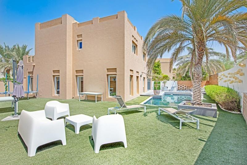4 Bedroom Villa For Sale in  Al Mahra,  Arabian Ranches   1