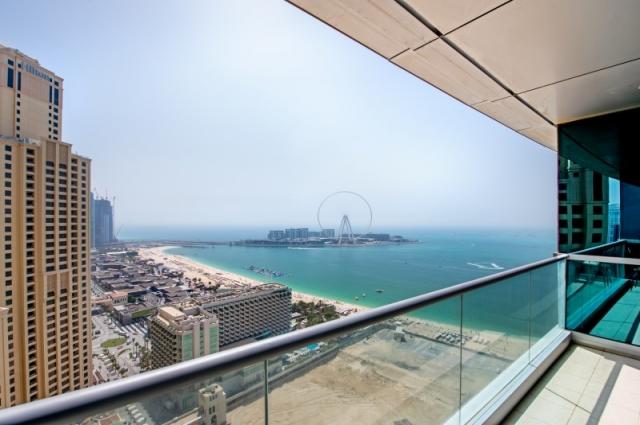 Al Fattan Marine Tower, Jumeirah Beach Residence