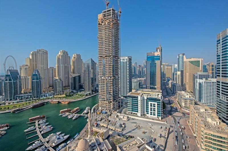Manchester Tower, Dubai Marina
