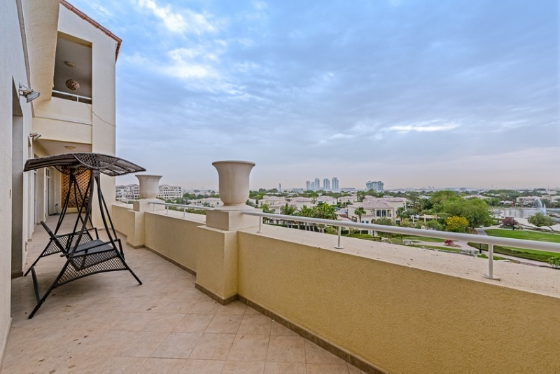 3 Bedroom Apartment For Sale in  Terraced Apartments,  Motor City   0