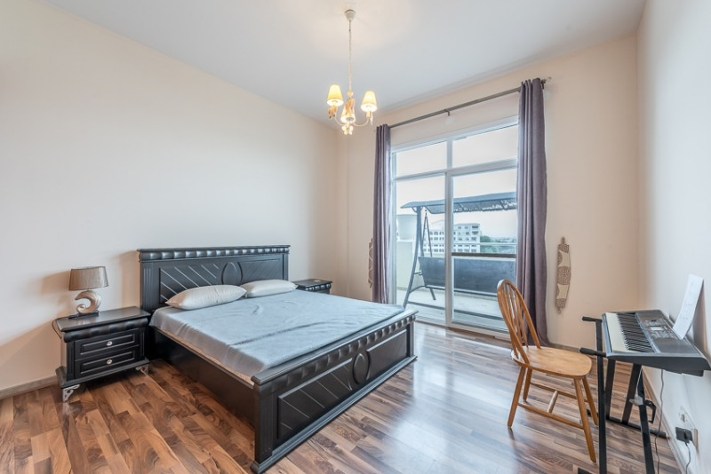 3 Bedroom Apartment For Sale in  Terraced Apartments,  Motor City   4