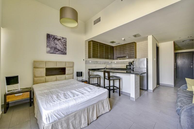 Studio Loft Apartment For Sale in  The Bridge,  Dubai Sports City   4