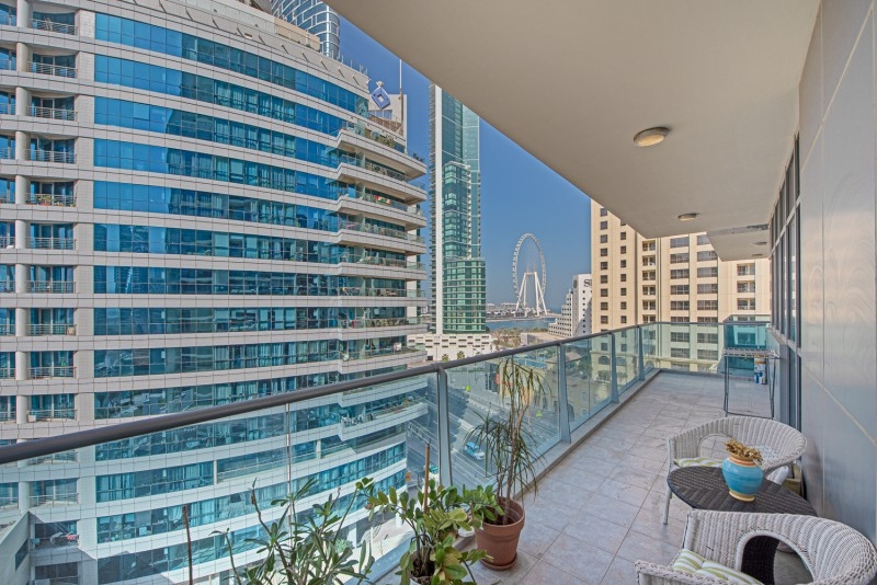 2 Bedroom Apartment For Sale in  The Jewels Tower 1,  Dubai Marina   12