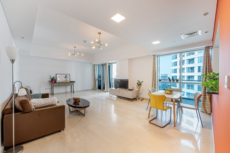 2 Bedroom Apartment For Sale in  The Jewels Tower 1,  Dubai Marina   3
