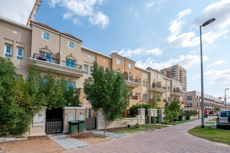 3 Bedroom Townhouse For Sale in  Mirabella 3,  Jumeirah Village Circle | 10