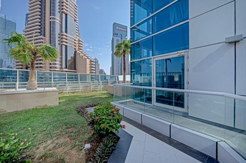 Botanica, Dubai Marina