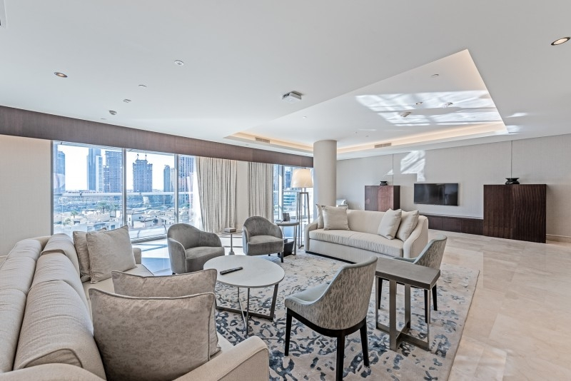 4 Bedroom Penthouse For Sale in  The Address Downtown Dubai,  Downtown Dubai | 21