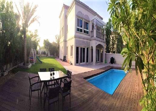 2 Bedroom Villa For Sale in  Mediterranean Villas,  Jumeirah Village Triangle | 0