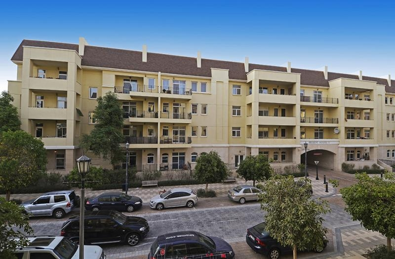 Studio Apartment For Sale in  Regent House 2,  Motor City   7