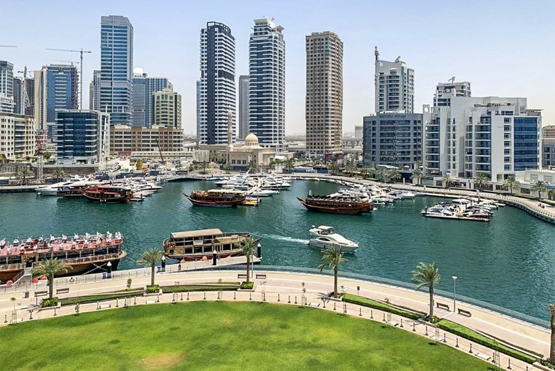 2 Bedroom Apartment For Sale in  The Jewels Tower 1,  Dubai Marina | 12