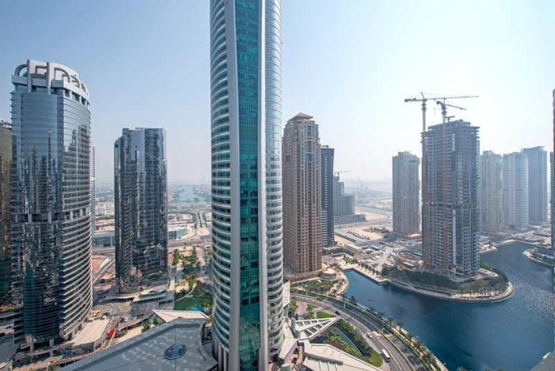 2 Bedroom Apartment For Sale in  Indigo Tower,  Jumeirah Lake Towers | 1