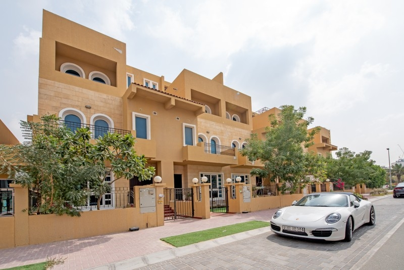 4 Bedroom Townhouse For Sale in  Indigo Ville 5,  Jumeirah Village Circle   31