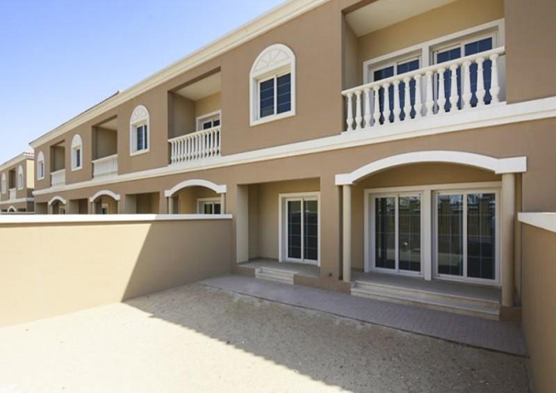 Nakheel Townhouses, Jumeirah Village Circle