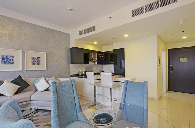 1 Bedroom Apartment For Sale in  The Signature,  Downtown Dubai   4