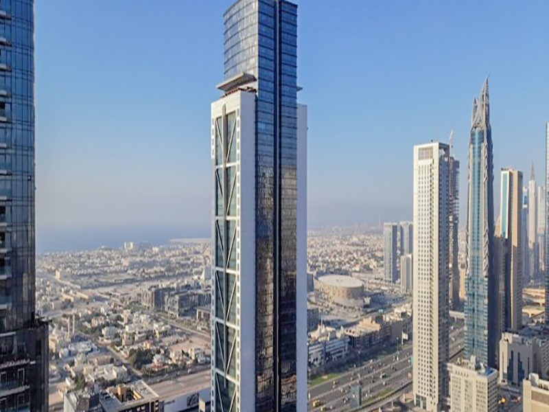 4 Bedroom Penthouse For Sale in  Executive Tower B,  Business Bay   14