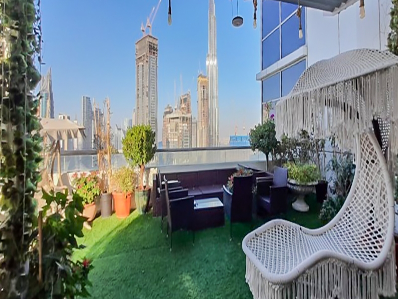 4 Bedroom Penthouse For Sale in  Executive Tower B,  Business Bay   10