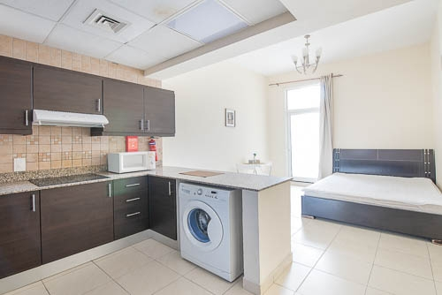 Studio Apartment For Sale in  La Fontana,  Arjan | 1