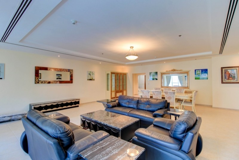 4 Bedroom Penthouse For Sale in  Elite Residence,  Dubai Marina | 3