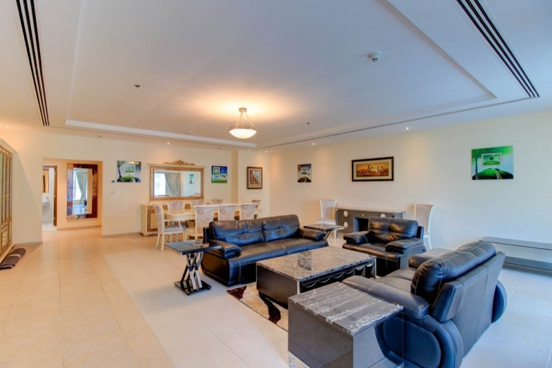4 Bedroom Penthouse For Sale in  Elite Residence,  Dubai Marina | 4