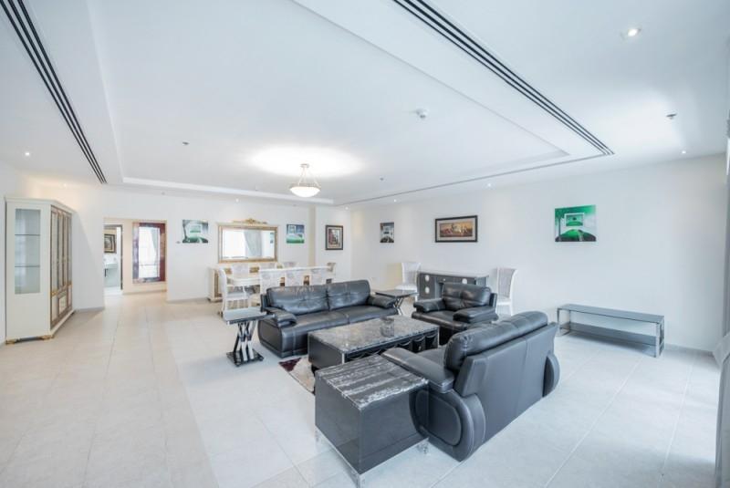 4 Bedroom Penthouse For Sale in  Elite Residence,  Dubai Marina | 2