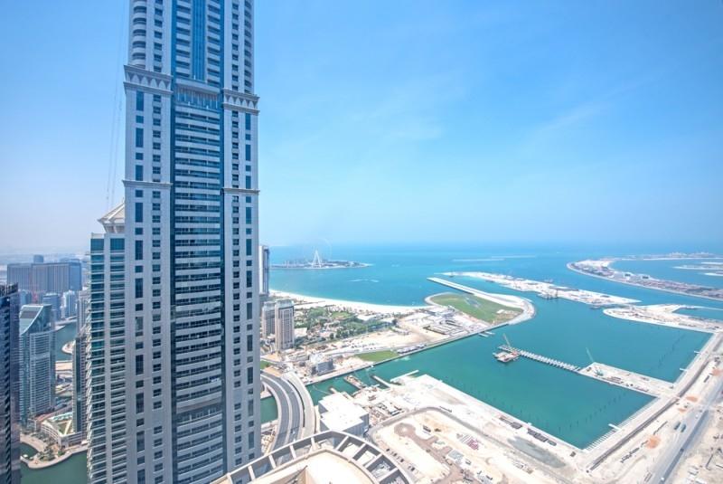 4 Bedroom Penthouse For Sale in  Elite Residence,  Dubai Marina | 10