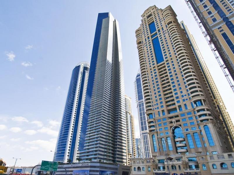 Ocean Heights, Dubai Marina