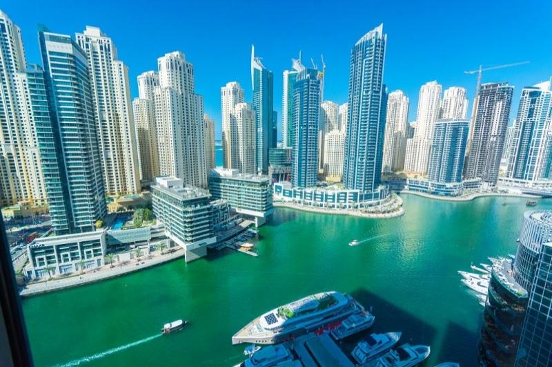 Silverene Tower B, Dubai Marina