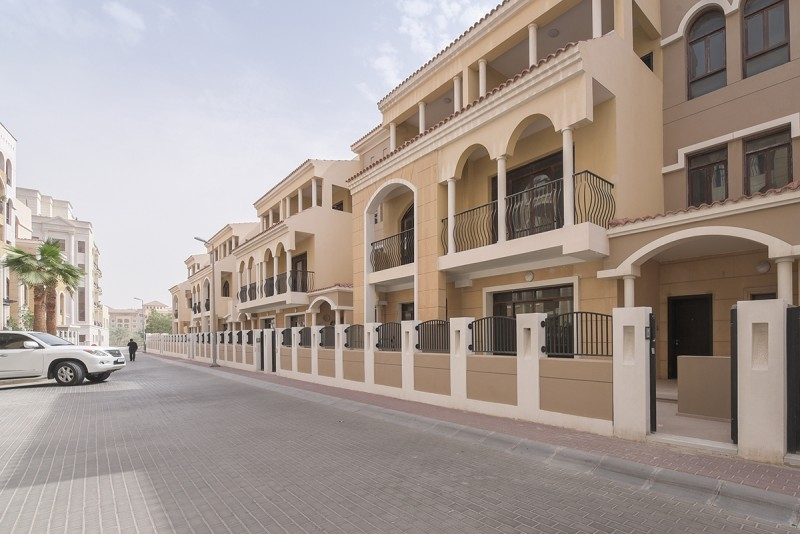 4 Bedroom Townhouse For Sale in  Fortunato,  Jumeirah Village Circle | 12